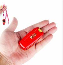 Mini Car Key Model Mobile Phone Magic Voice Dual Sim Tiny Size Children Phone
