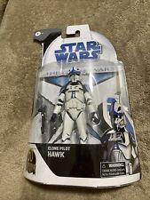Star Wars Black Series Clone Wars Clone Pilot Hawk Target - 50th Anniversary