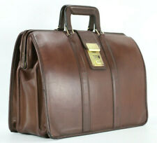 COACH Vintage Leather Briefcase Doctor Attorney Bag