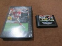 NFL Sports Talk Football '93 Starring Joe Montana (Sega Genesis, 1992)