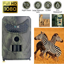 Outdoor Hunting Camera 12MP Wild Animal Detector Trail Camera Night Vision New