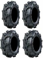 Set 4 Interco Tire 35-10-15 INTERCO SNIPER 8 PLY SPR-324 35x10-15 Four new Tires