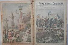 LA DOMENICA DEL CORRIERE 23 Dicembre 1923 Proibizionismo simulacri di Ravna e