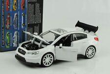 Mr Little Nobody`s Subaru WRX STI Fast and & Furious weiss 1:24 Jada NEU