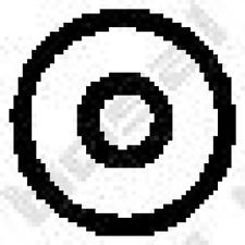 Federring, Abgasanlage für Abgasanlage BOSAL 258-133