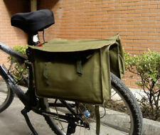 Original Chicom Canvas Military Surplus Style Messenger Bag Bicycle Pannier