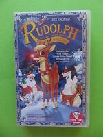 VHS:RUDOLPH mit der roten Nase-Der Kinofilm