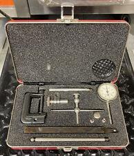 Starrett 196a1z Universal Dial Test Indicator Setmachinist Tool Maker Box Find