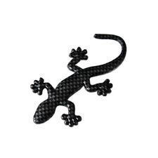 Car Gecko Gecco Tailgate Badge Trunk Emblem Sticker Badge Carbon Fiber