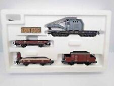 Marklin 47893 HO Scale  Train Car Set of 4 Cars