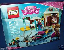 LEGO Disney Princess 41066 Anna & Kristoff's Sleigh Adventure NIB Frozen