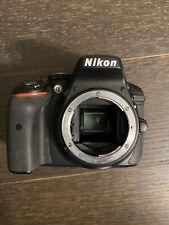Nikon D5300 Digital SLR Camera - Black BODY ONLY