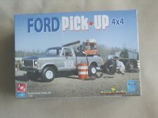 FACTORY SEALED AMT/Ertl Ford Pick-Up 4x4 Kit # 21700P  for Model King