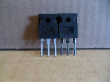 TIP142/TIP147 komplementäre Audiotransistoren
