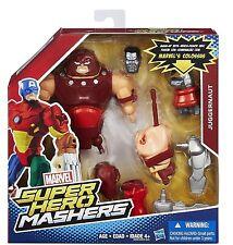 MARVEL MASHERS JUGGERNAUT SUPER HEROES MASH UP COLOSSUS X-MEN HTF 2015 NEW