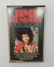 Jimi Hendrix Voodoo Chile Cassette Tape Complete with Insert & Case Masters