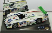 132009M-GL LM Miniatures Audi R8 Le Mans 2005 #3 RARE Hand built resin slot car