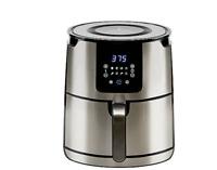 Emeril Lagasse 6-Qt. 1700 Air Fryer Stainless Steel Dishwasher Safe 6 Quart