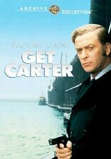 Get Carter DVD (1971) - Michael Caine, Mike Hodges