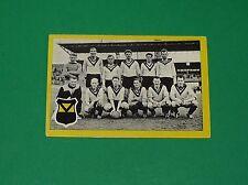 RARE CARTE FOOTBALL 9 X 6 CM 1960-1961 VVV VENLO VOETBAL NEDERLAND PHILIPS