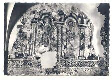 alte AK Maria Wörth a.W. Rosenkranzkirche Romanische Fresken, gelaufen 1962