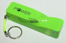 Power Bank 2600mAh For iPhone Samsung Nokia Sony Cellphone Phablet