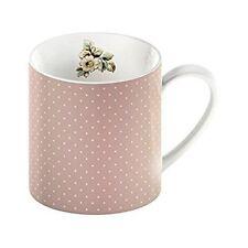 Katie Alice Cottage Flower Fine China Pink Spot Floral Mug