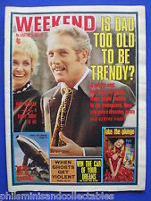 Weekend Magazine - Paul Newman, Lana Turner, Poltergeists - 23rd Feb.1972
