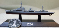 New 1/1250 Scale German Navy 1936 z24 Type A Destroyer Display 3D Alloy Model