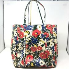Balenciaga Everyday Floral Animation Tote Bag Leather New 100% Authentic