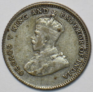 Straits Settlements 1927 10 Cents 151434 combine shipping