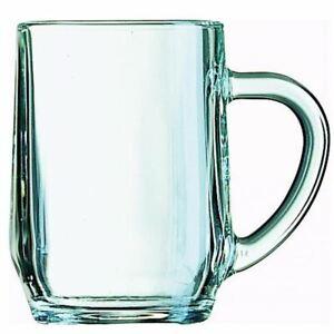 Haworth Mancunian 20oz Pint Glass Tankard Strong, Sturdy, Durable High Quality