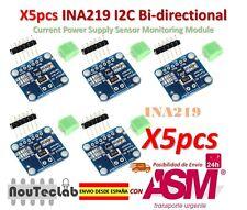 5pcs INA219 I2C Bi-directional Current Power Supply Sensor Monitoring Module