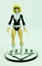 DC Direct Blackest Night TERRA Black Lantern FIgure With Stand Green Lantern