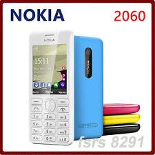Original Brand New smart phone Nokia 206 2060 2G GSM 1.3MP  Cheap Phone