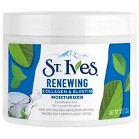 NEW St Ives Collagen Elastin Facial Moisturizer 10 Ounces
