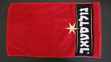 GOLDSTAR Gold Star Israel Israeli Beer 1-Sided Bar Pub Cotton Towel w Logo NEW