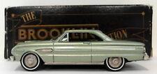 Brooklin 1/43 Scale BRK58 001 - 1963 Ford Falcon Sprint Silver Moss Metallic