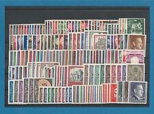 GG rodamient. colección nº 1-125, d 1-36 & Z 1-4 incl. 86-88b, en parte bpp **!!!