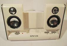 Craig mp3 Amplified Speakers Model Cma3002
