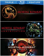Mortal Kombat nAnnihilation Legacy Season 1 (2014, Blu-ray)