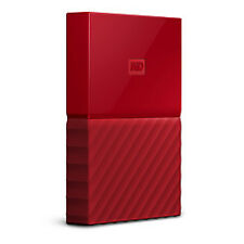 My Passport 2TB Red Recertified