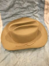 New listing 1950's Stetson No. 1 Quality Silverbelly Hat Size 7-7 1/4