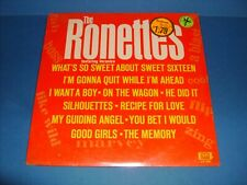 THE RONETTES FEATURING VERONICA COLPIX CP-486 FACTORY SEALED 1965 ORIGINAL