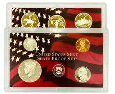 1999 United States Mint Silver Proof Set Original Box + Certificate // From 1$