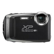 Fujifilm FinePix XP130 16.4MP Digital Camera Dark Silver Full-HD Wi-Fi Bluetooth