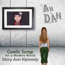 Mary Ann Kennedy - An Dàn - Gaelic Songs For A Modern World (NEW CD)