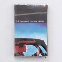 U2 - Who's Gonna Ride Your Wild Horses - Cassette Tape (Cassingle) [864 666-4]