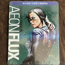 Aeon Flux (Special Collector's Edition) By Charlize Theron Blu-Ray+Dvd+ Digital