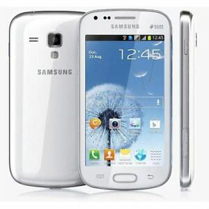 4.0'' Samsung Galaxy S Duos 2 S7582 Unlocked Android Original 3G Wifi 4GB ROM